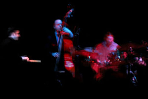 2003 Redwood Coast Whale and Jazz Festival: Taylor Eigsti Trio; photo credit PT Nunn