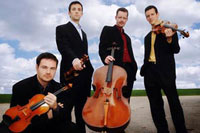 Chamber Music Series: Euclid Quartet