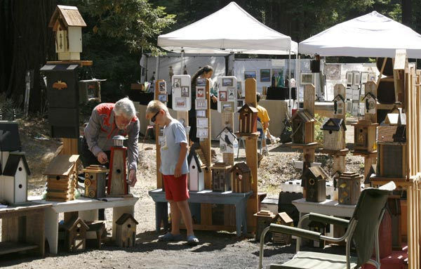 Art in the Redwoods Festival 2009