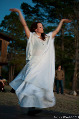 Whirling Dervish Dancer Chelsea Rose