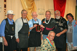 2014 Chowder Challenge: Friends of the Pizza Oven (FOPO) with Crockett & Susalla