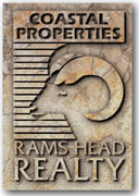 Rams Head Realty & Rentals logo